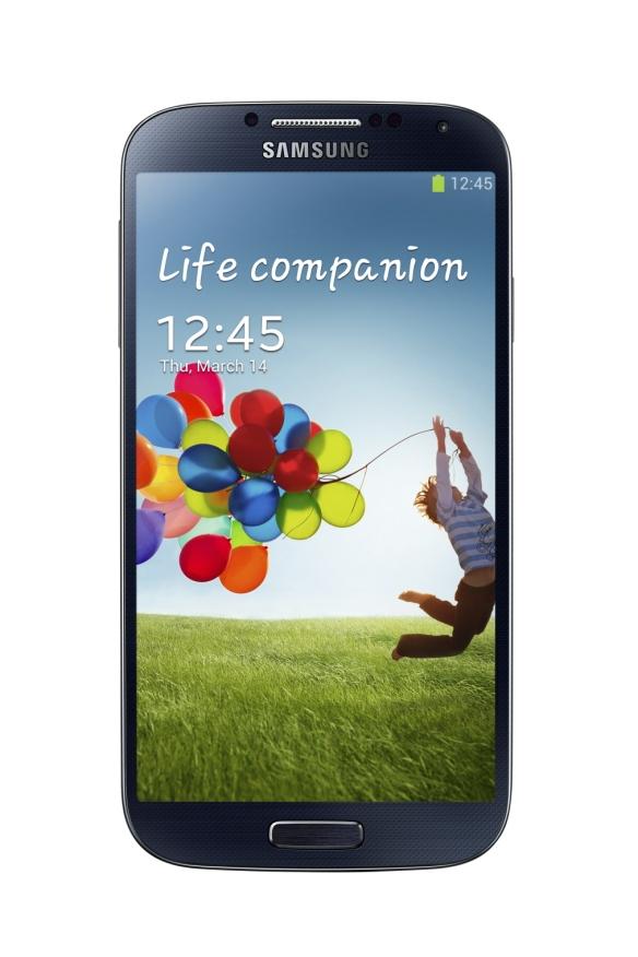 Das Galaxy S4. Quelle: Samsung