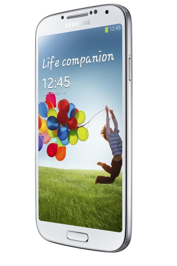 Auch Samsungs S4 gehört zur Full-HD-Riege. Quelle: Samsung