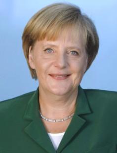 Die Bundeskanzlerin Merkel. Foto:  Laurence Chaperon