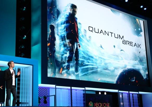 Quantum Break ist eine neue Marke für die Xbox One!