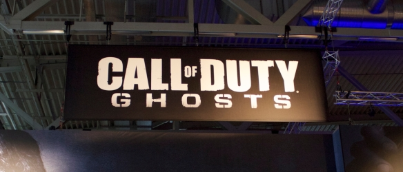 Ghosts auf der Gamescom!