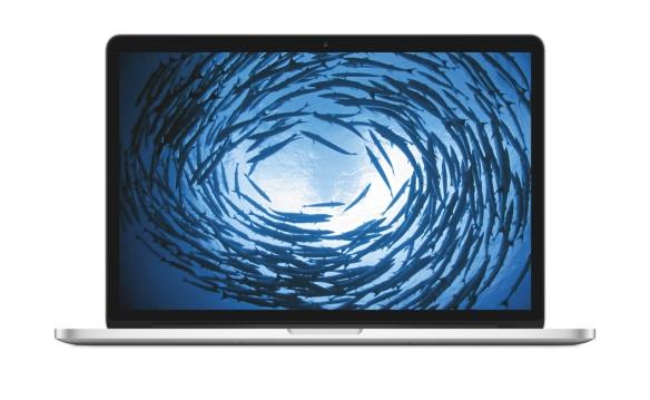 Das 15 Zoll MacBook Pro hat endlich auch die neuste Generation der Intel Prozessoren.