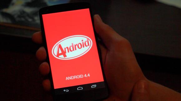 KitKat auf dem Nexus 5!