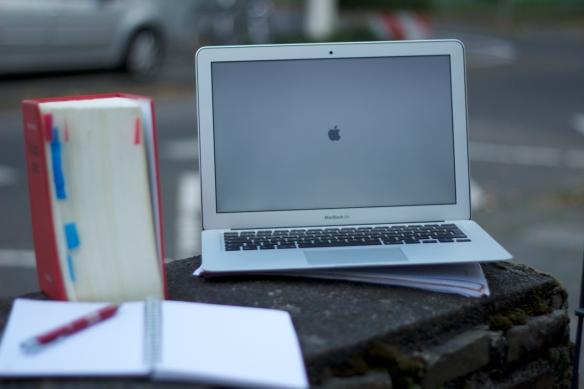 Das MacBook Air 2013 ist ein perfekter Uni-Rechner!