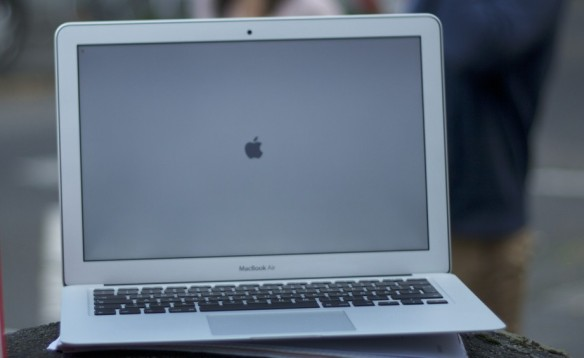 DAs MacBook Air