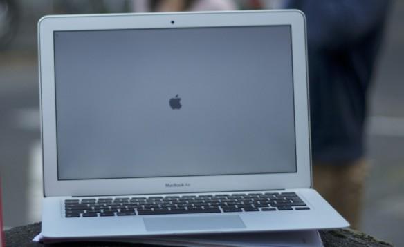 DAs MacBook Air