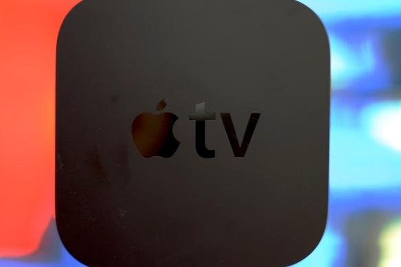 Das aktuelle Apple-TV.