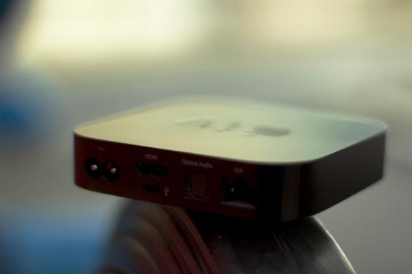 Die jetzigen Anschlüsse des Apple-TVs sind absolut ausreichend. Von der nächsten Version erhoffen wir uns aber auch ein schnelles WLAN-ac Modul.