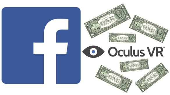 Facebook kauft Oculus VR.