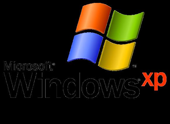 Das Logo von Windows XP. Rechte: Microsoft