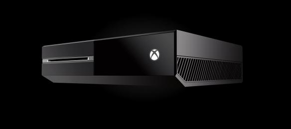 Die Xbox One. Bild: Microsoft