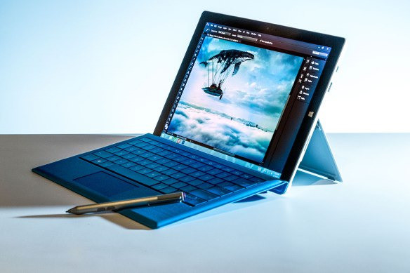 Microsofts neues Surface Pro 3