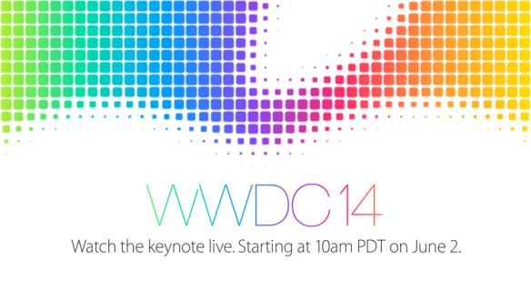 Logo der WWDC 2014 Bild: Apple