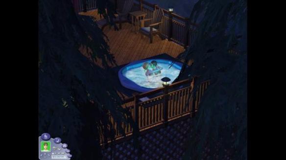 Baut euch nen Pool! Quelle und Rechte: EA