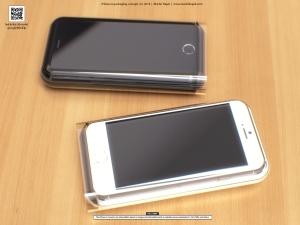 So stellt sich der Designer Martin Hajek das iPhone 6 samt einer neuen Verpackung vor. Bild: Martin Hajek Seht unbedingt auf seiner Seite vorbei! http://www.martinhajek.com