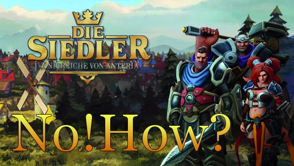 No!How? Siedler