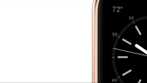 Apple Watch - Uhr