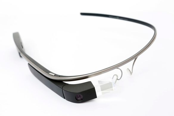 Google Glass Explorer Edition (2014)  Foto: Tim Reckmann