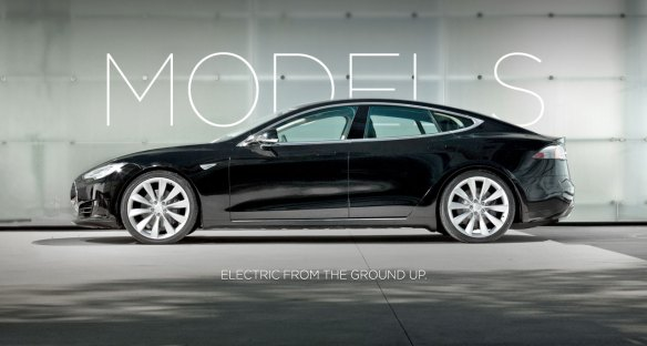 Seit der Veröffentlichung des Modell P85D kann auch Teslas Models S teilweise alleine fahren.