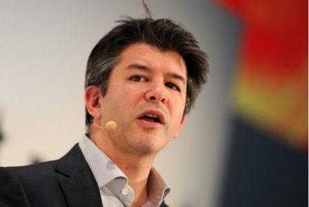 Uber CEO Kalanick