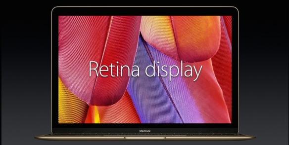 MacBook 2015 - Retina Display
