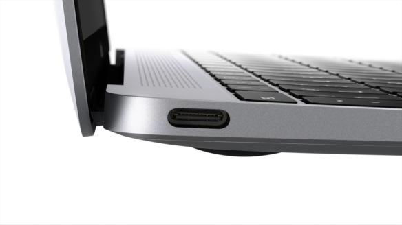 MacBook 2015 - USB 3.1 Type C