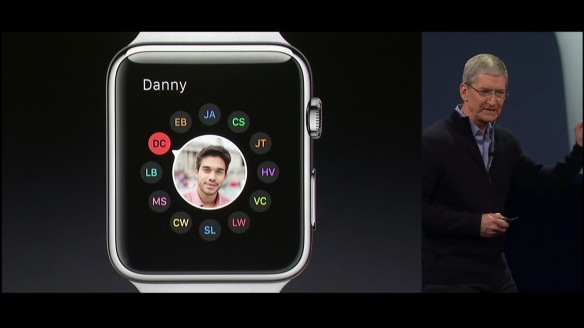 AppleWatch 2015 - Friends