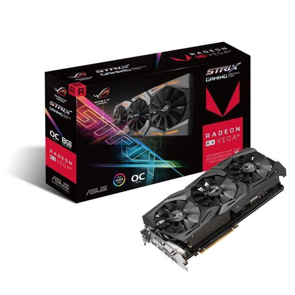 Vega 56 Strix